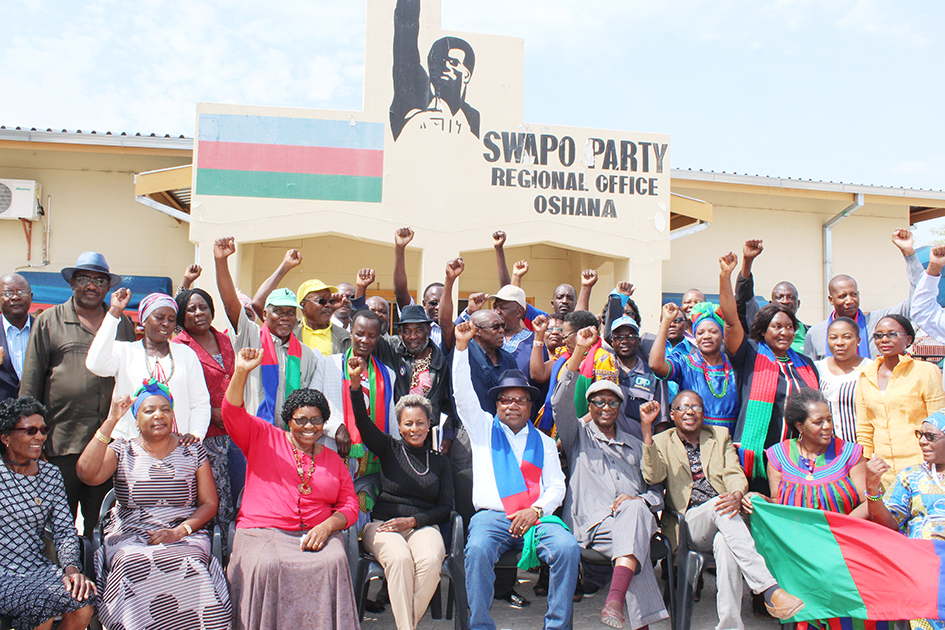 Swapo Party School induction kick start