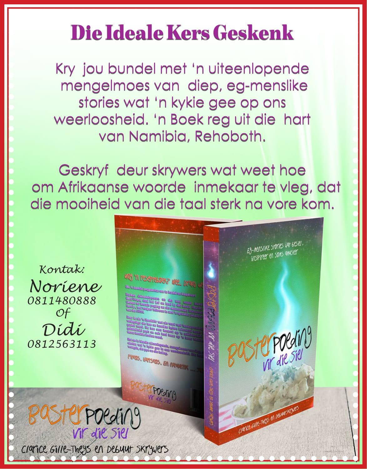 Book Launch - Basterpoeding