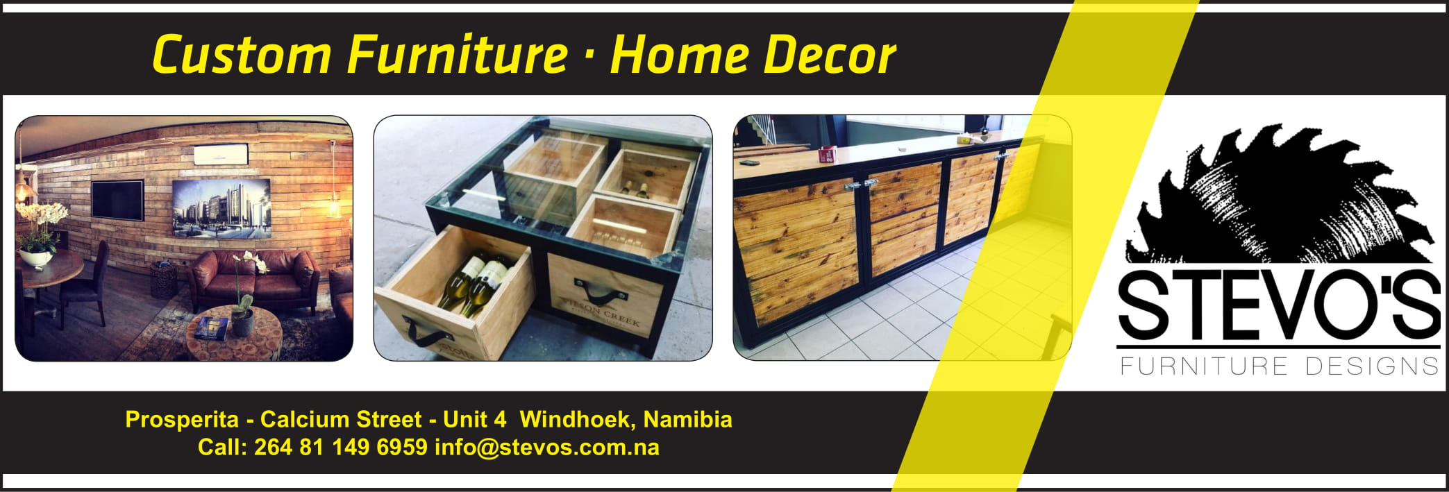 Stevos Furniture Design