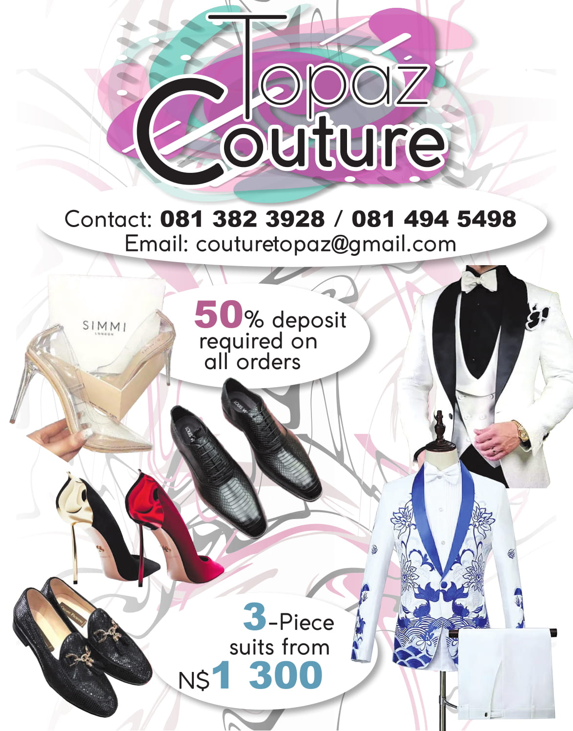 Topaz Couture